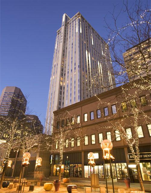 1600 Glenarm Denver Rentals Condos For Rent In Downtown