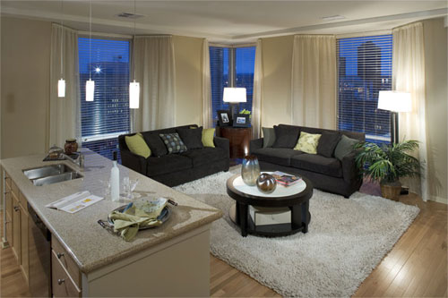 1600 Glenarm Denver Rentals Condos For Rent In Downtown