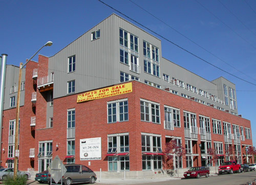 Ajax Lofts At Prospect Place Denver Information