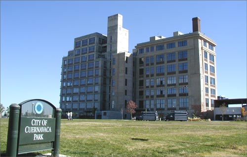Flour Mill Lofts Denver flour mill lofts denver information and history