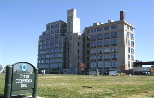 Flour Mill Lofts Denver