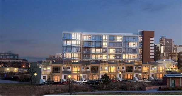 One Riverfront Condos And Townhomes In Riverfront Park