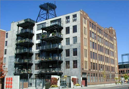 Rocky Mountain Warehouse Lofts Denver Information And History