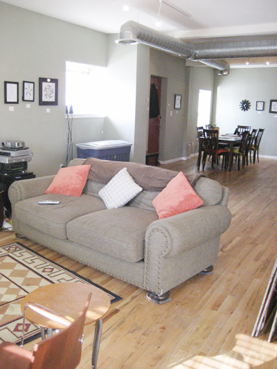 Paris Lofts Denver Rental