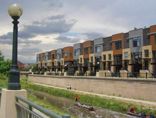Townhomes At Riverfront Park Denver