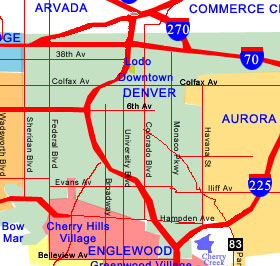 Denver Colorado Demographics And Population Statistics